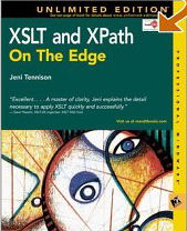 Jeni Tennison, XSLT and XPath On The Edge, Amazon.com