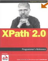 Michael Kay, XPath 2.0 Programmer's Reference, Amazon.com
